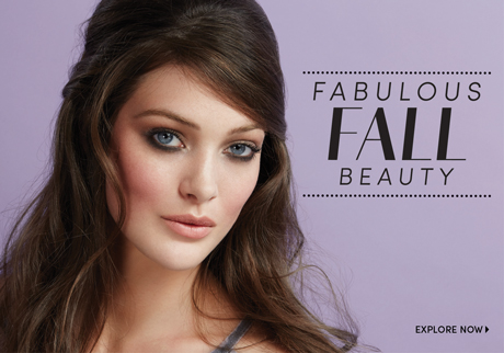 Fabulous fall beauty