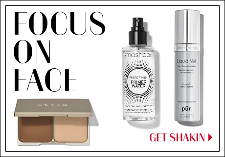 Serum, cream, contour, concealer – it's time to discover your most flawless face.