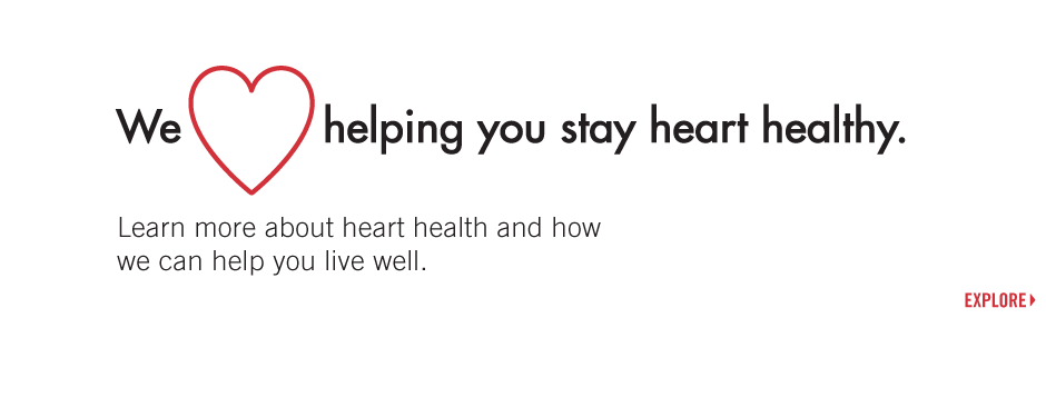 Learn more about heart health