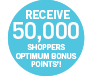 Receive 50,000 points!