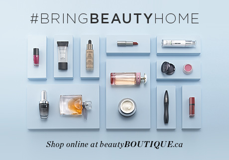 Now delivering luxury beauty directly to your door step. Shop online at beautyBOUTIQUE.ca.