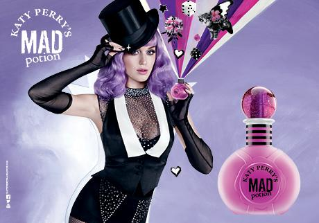 Katy Perry Fragrances – Mad Potion