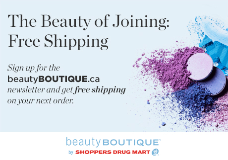 Sign up and receive free shipping!