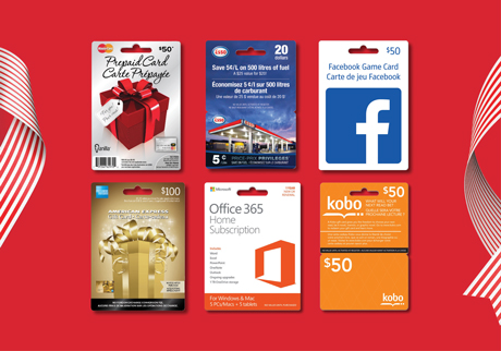 Gift Card Mall Weekly Offers