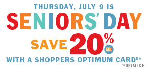 Seniors Day July 9 2015