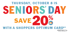 Seniors Day October 8 2015