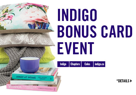 Indigo Bonus Card Event