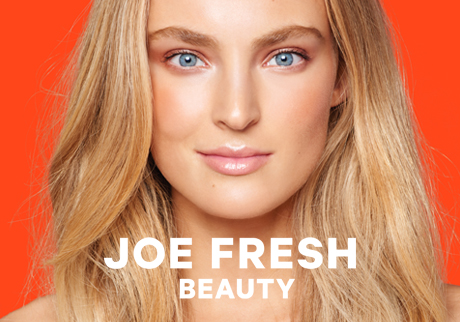 Check out the new Joe Fresh Beauty line for a fresh new take on beauty essentials.
