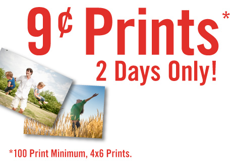 9¢ Prints are Back!