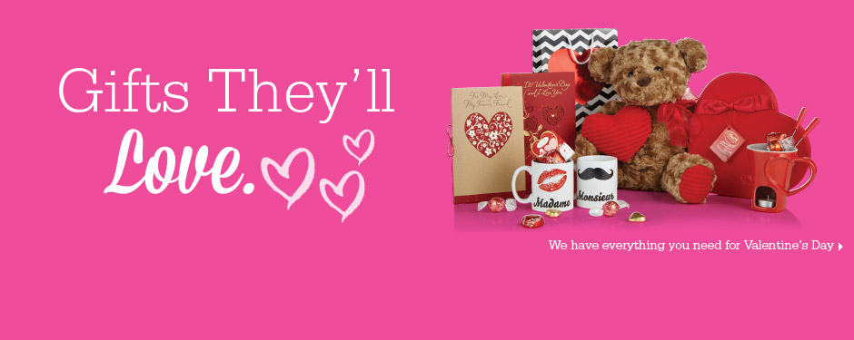 Find lovely gifts for your littlest Valentines