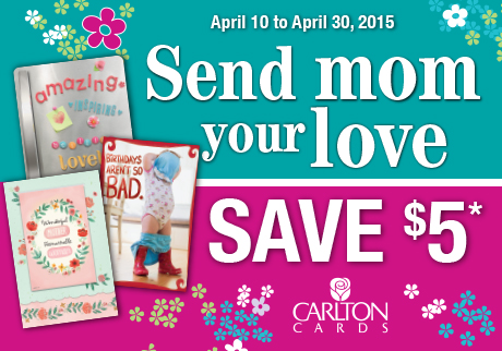 Send Mom Your Love!